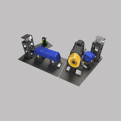 پایه موتور و متعلقات 4 به 1