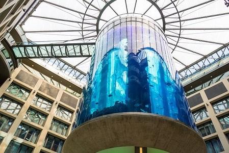 آسانسور شگفت انگیز جهان در آلمان