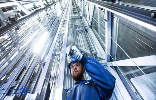 استاندارد ساخت و ایمنی خرید آسانسور