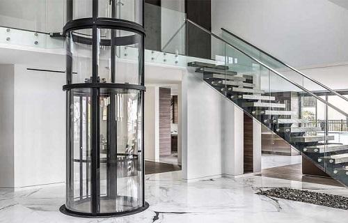 انواع آسانسور پانوراما