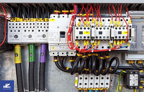 قطعات کاربردی در ساخت تابلو برق