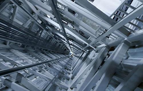 آهن کشی آسانسور
