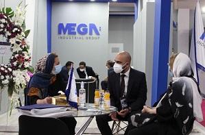 پرزنت محصولات گروه صنعتی مگا در نمایشگاه بین المللی ساختمان
